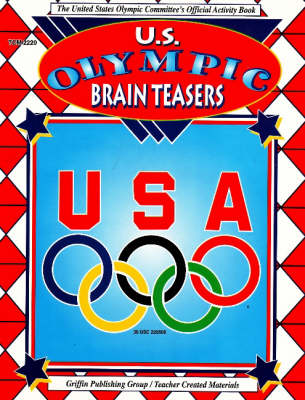 US Olympic Brain Teasers (Paperback)