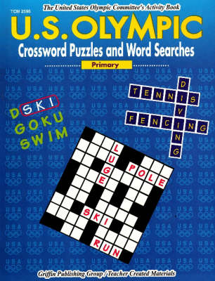 US Olympic Crossword Puzzles & Word Searches (Paperback)