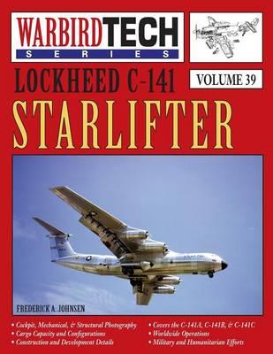 Lockheed C-141 Starlifter- Warbirdtech Vol. 39 (Paperback)