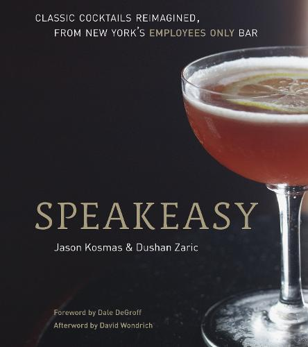 Speakeasy (Hardback)