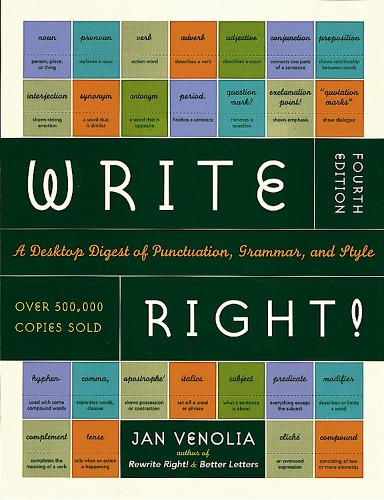 Write Right (Paperback)