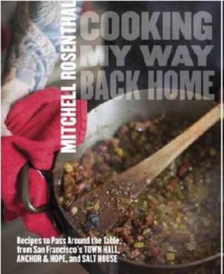 Cooking My Way Back Home (Hardback)