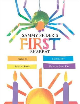 Sammy Spiders First Shabbat (Paperback)