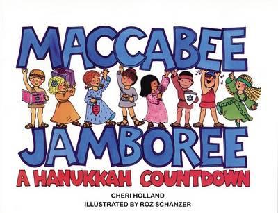 Maccabee Jamboree: Hanukkah Countdown (Paperback)