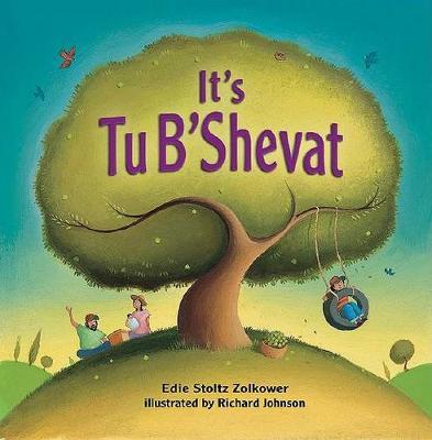 It's Tu B'Shevat (Hardback)