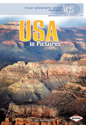 USA in Pictures - Visual Geography S. No. 4 (Paperback)