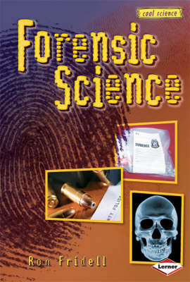 Forensic Science - Cool Science S. No. 11 (Paperback)