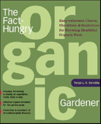 A-Z Guide to Growing Organic Food (Paperback)