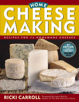 Home Cheese Making (Paperback)