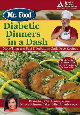 Mr. Food: Diabetic Dinners in a Dash (Paperback)