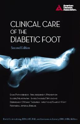 Clinical Care of the Diabetic Foot (Paperback)