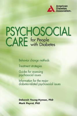 Psychosocial Care for People with Diabetes (Paperback)