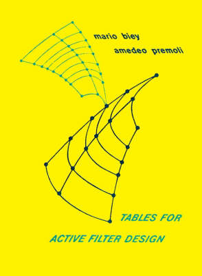 Tables for Active Filter Design: Based on Cauer MCPER Functions (Paperback)