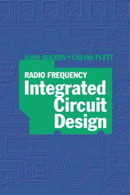 Radio Frequency Integrated Circuit Design - Microwave Library (Hardback)
