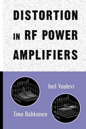 Distortion in RF Power Amplifiers - Microwave Library (Hardback)
