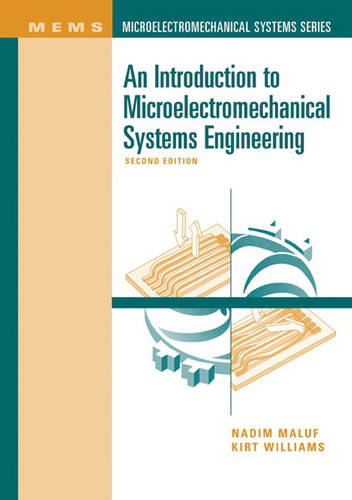 An Introduction to Microelectromechanical Systems Engineering - Microelectromechanical Systems S. (Hardback)
