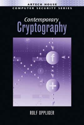 Contemporary Cryptography (Hardback)