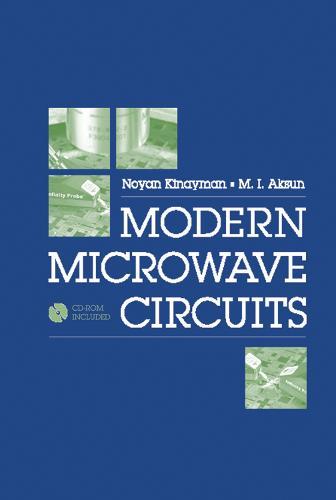 Modern Microwave Circuits