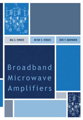 Broadband Microwave Amplifiers (Hardback)