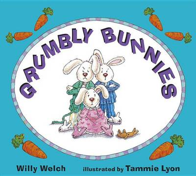 Grumbly Bunnies (Board book)
