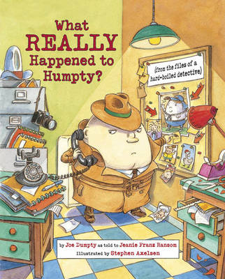 What Really Happened To Humpty? (Hardback)