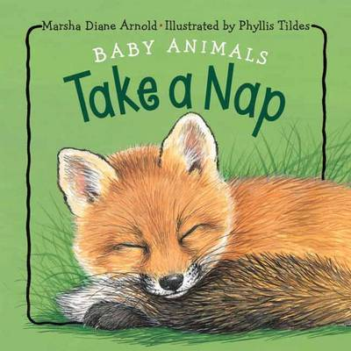 Baby Animals Take A Nap (Board book)