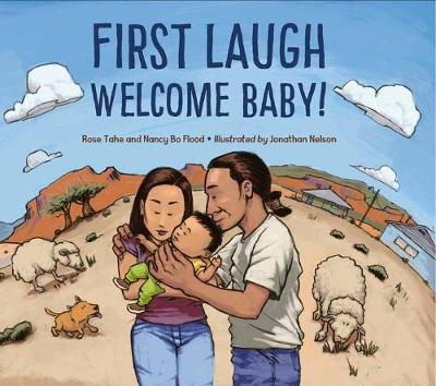 First Laugh--Welcome, Baby! (Hardback)