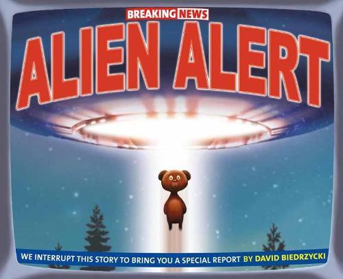 Breaking News: Alien Alert (Hardback)