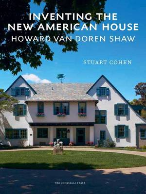 Inventing The New American House (Hardback)