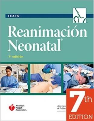 NRP Textbook/Reanimacion Neonatal Texto (Paperback)
