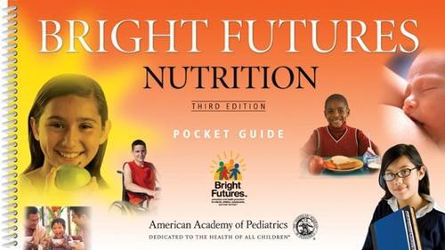 Bright Futures Nutrition: Pocket Guide (Spiral bound)