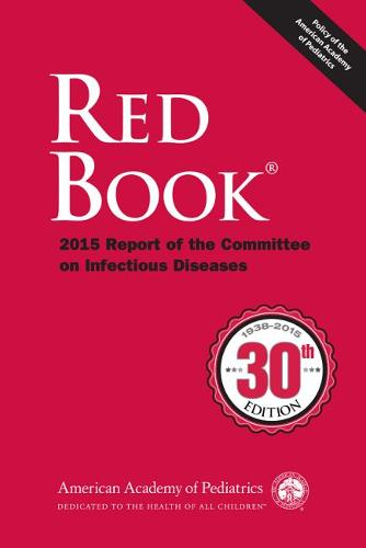 Red Book (R) 2015: Report of the Committee on Infectious Diseases (Paperback)