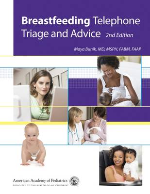 Breastfeeding Telephone Triage and Advice (Spiral bound)