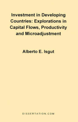Investment in Developing Countries: Explorations in Capital Flows, Productivity and Microadjustment (Paperback)