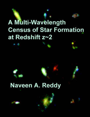 A Multi-Wavelength Census of Star Formation at Redshift z 2 (Paperback)