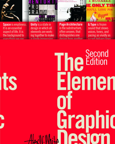 The Elements Of Graphic Design: Second Edition (Paperback)