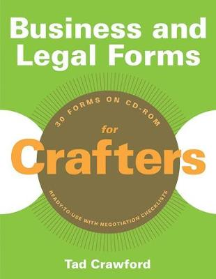 Business and Legal Forms for Crafters (Paperback)
