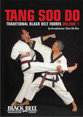 Tang Soo Do: Traditional Black Belt Forms: Traditional Black Belt Forms (DVD)