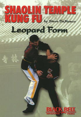 Shaolin Temple Kung Fu: Leopard Form: Leopard Form (DVD video)