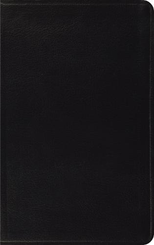 ESV Thinline Bible (Leather / fine binding)