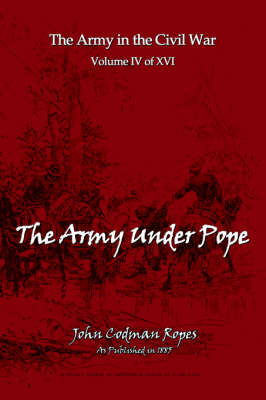 The Army Under Pope (Paperback)