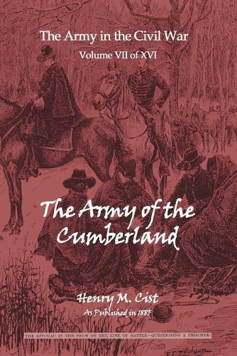 The Army of the Cumberland (Paperback)