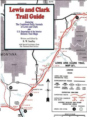 Lewis and Clark Trail Guide (Paperback)