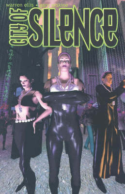 City Of Silence (Paperback)
