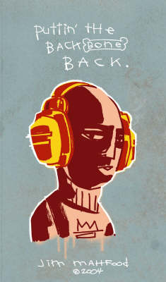 Puttin The Backbone Back (Paperback)