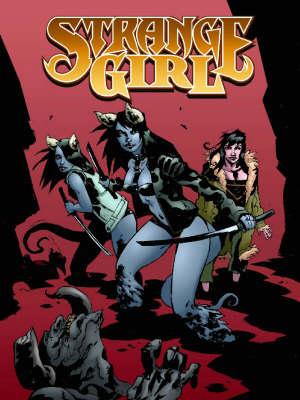 Strange Girl Volume 3: Paint A Vulgar Picture (Paperback)