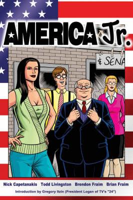 America, Jr. Volume 1 (Paperback)
