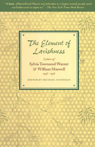 The Element of Lavishness (Paperback)
