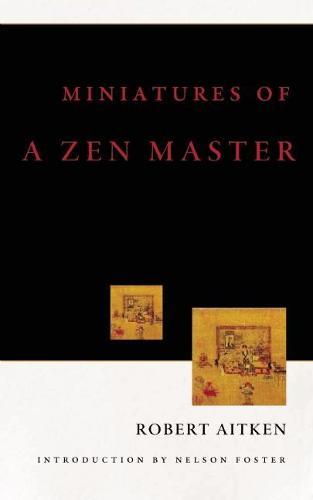 Miniatures of a Zen Master (Paperback)
