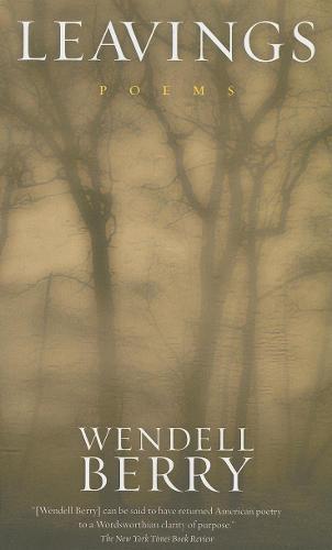 Leavings: Poems (Paperback)